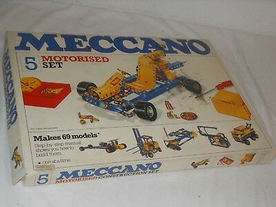 Vintage Toy - Meccano Dinky Toys - Big Construction Set - Ovp - Ungeöffnet