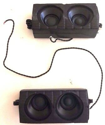 E171666 Sony VAIO PCV-A1112L Left & Right Speaker Set 1-828-260 Genuine