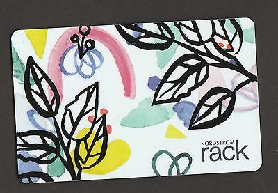 Nordstrom no value collectible gift card mint #22 Colorful Leaves