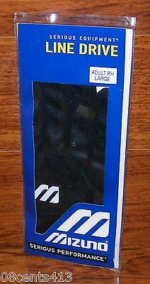 Mizuno Serious Performance Line Drive Adult Large Right-Hand Batting Glove *NEW*