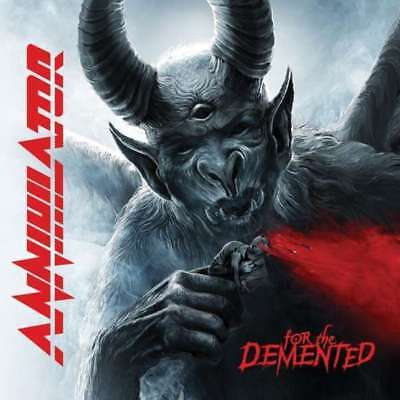 Annihilator - For The Demented NEW CD