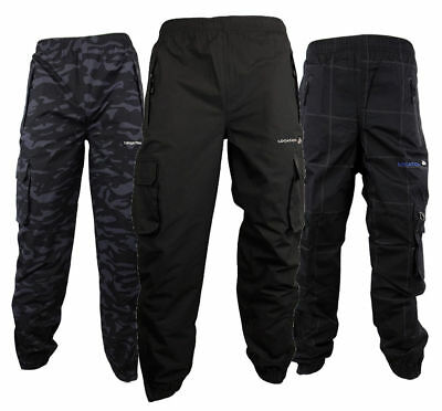 Junior Boys Location Waterproof Tracksuit Track Pants Bottoms Kids Pant School