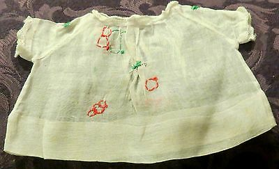 P32 Vtg 30's Orig Cotton Outfit for Ideal Shirley Temple or Effanbee Patsy Doll