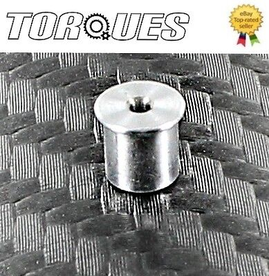 AN -3 (3AN) 1.0mm Garrett Turbo Restrictor Insert - Fits Any AN-3 Male Adapter