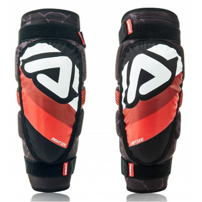 Acerbis Kids Youth Childs Soft Pro Junior 3.0 Motocross Quad Bike Elbow Guards