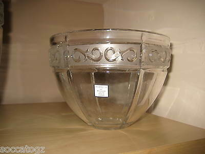 """Waterford Crystal Marquis """"Arabesque"""" Bowl."""