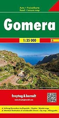 La Gomera f&b (+r) (Map), 9783707916478