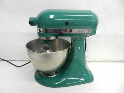 Artisan kitchenaid matt grey colour picclick uk - Kitchenaid mixer bayleaf ...