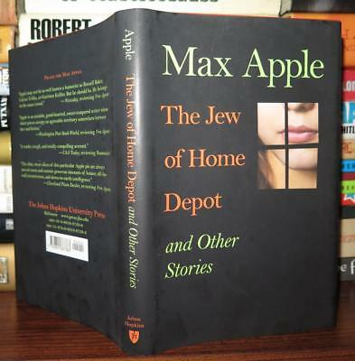 Apple, Max THE JEW OF HOME DEPOT 1st Edition 1st Printing