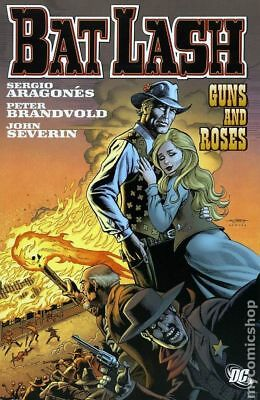 Bat Lash Guns and Roses TPB (2008 DC) #1-1ST VF STOCK IMAGE