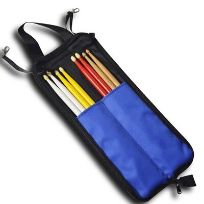 Drum Stick Bag with Handy Strap Waterproof Drumstick Carrying Case Cloth Design
