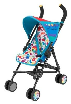 Maclaren Baby Junior Quest Play Buggy Toy Doll Stroller Dylan's Candy Bar NEW