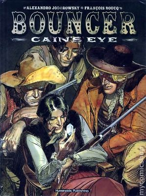 Bouncer Cain's Eye HC (2002 Humanoids) #1-1ST FN STOCK IMAGE