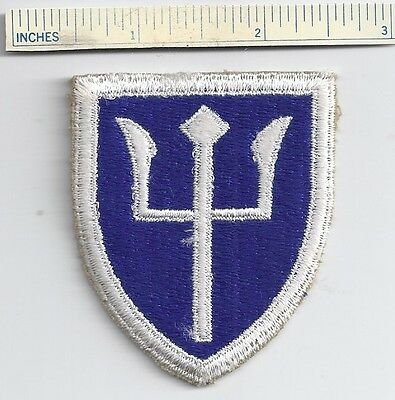 Original WW2 Patch - 97th INFANTRY DIVISION - WWII Shoulder US Army 97 Military