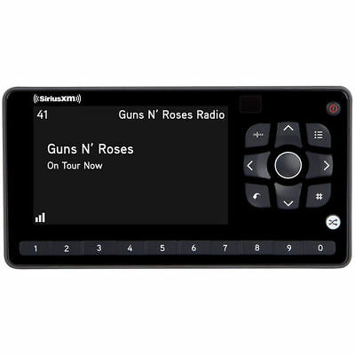 SiriusXM SXEZR1V1 Onyx EZR Dock & Play Satellite Radio with Vehicle Kit NEW