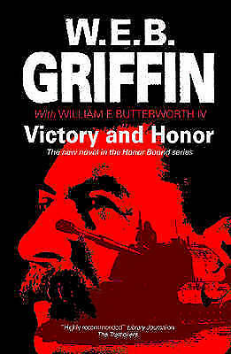 Griffin, Web, Victory and Honor (Honor Bound), Very Good Book