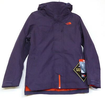 The North Face Womens ALLIGARE TRICLIMATE GORETEX THERMOBALL Ski Jacket  Purple M d83183f3a