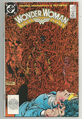 Wonder Woman # 29 * George Perez * Near Mint