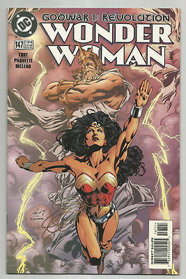 Wonder Woman # 147 *  Near Mint