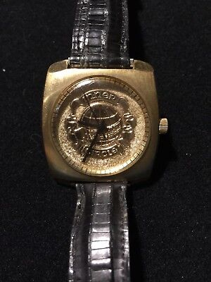 SUPER RARE JOS. SCHLITZ Beer INNER CIRCLE WATCH