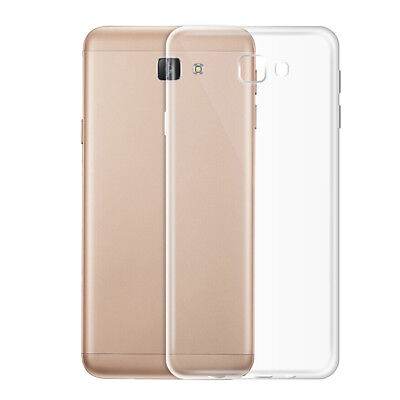 Transparent Soft Protective Case Cover Protector For Samsung Galaxy J7 Prime