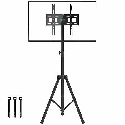 "Mobile TV Trolley Stand Mount Cart Exhibition Display for 30""-65"" Plasma/LCD/LED"