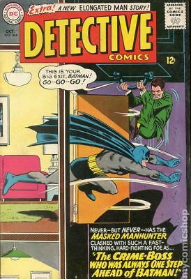 Detective Comics (1937 1st Series) #344 GD/VG 3.0 STOCK IMAGE LOW GRADE