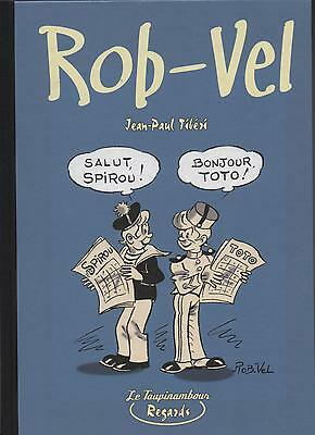 ROB-VEL - Collection Regards. Editions Le Taupinambour - LIVRE NEUF