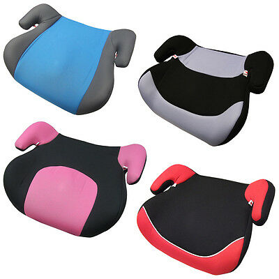 Large Child Baby Car Booster Seat Safety 15Kg -  6Kg Universal Group II III 2 3