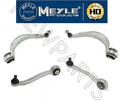 For Audi A4 S5 Front Rearward Suspension Control Arm & Ball Joint KIT Meyle HD