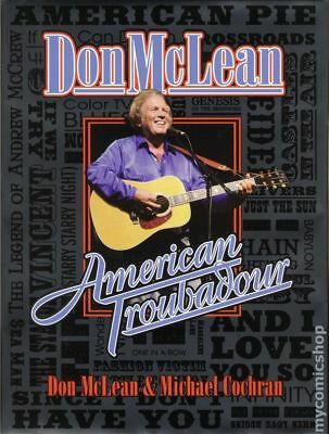 Don McLean American Troubadour HC (2012) #1-1ST NM STOCK IMAGE
