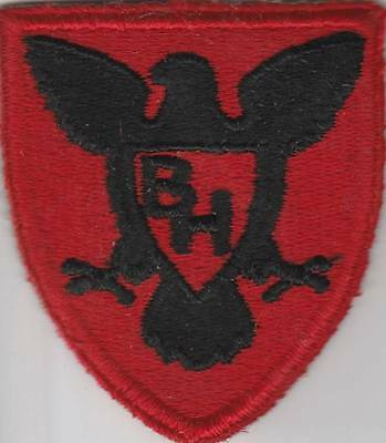 WW 2 US Army 86th Infantry Division Patch Inv# CA219