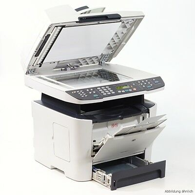oki mc560dn drucker laserdrucker kopierer scanner fax. Black Bedroom Furniture Sets. Home Design Ideas