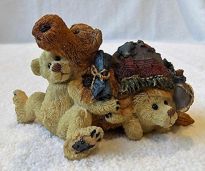 1995 Boyds Bears & Friends Thatcher and Eden…As the Camel 2407 Nativity Series 2