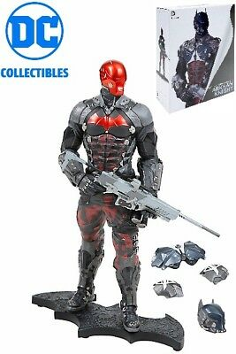 DC Collectibles Batman Arkham Knight Red Hood / The Arkham Knight Statue New