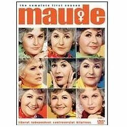 Maude - The Complete First Season (DVD, 2007, 3-Disc Set) New Sealed