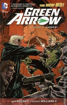 Green Arrow TPB (2012-2016 DC Comics The New 52) #3-1ST VF STOCK IMAGE
