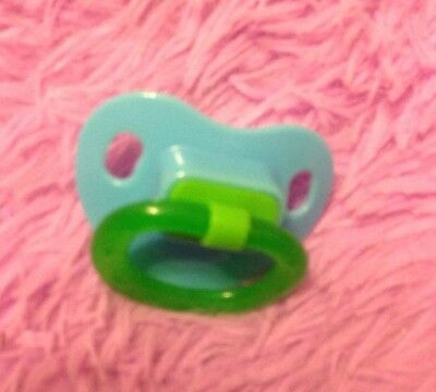 Pacifier for BABY ALIVE Super Snacks Snackin Luke- NO DOLL - Random Color Sent