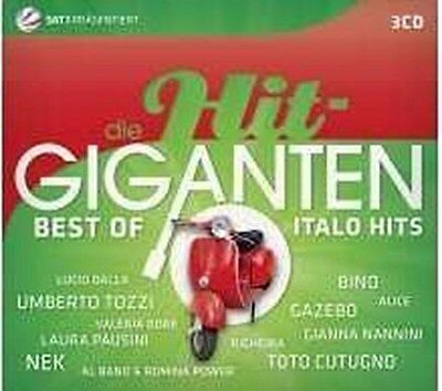 Die Hit Giganten - Best of Italo Hits,