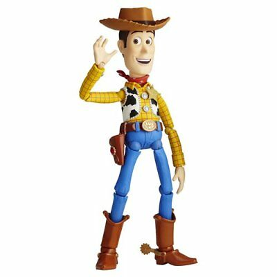Legacy Of Revoltech Disney Toy Story Woody Articulated Action Figure