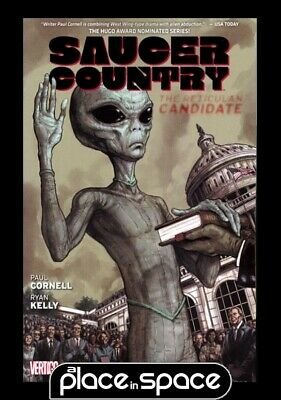 Saucer Country Vol 02 Reticulan Candidate - Softcover