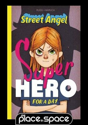 Street Angel Superhero For A Day - Hardcover