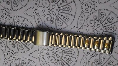 BRACELET DE MONTRE WATCH BAND / acier inoxydable argenté  18mm  / KA42b