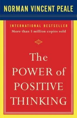 NEW - The Power of Positive Thinking by Peale, Dr. Norman Vincent