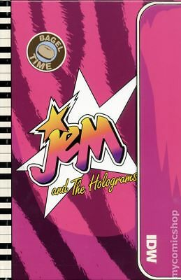 Jem and the Holograms HC (2016 IDW) Outrageous Edition #1-1ST NM STOCK IMAGE