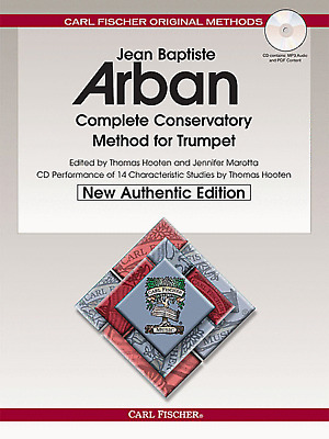 Arban's Complete Conservatory Method For Trumpet - Method Book O21X