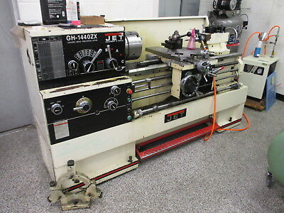 Jet Gh-1440Zx Gap Bed Lathe