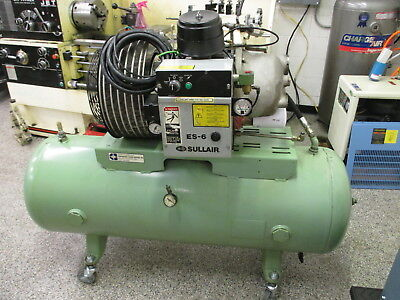 Sullair ES-6 Rotary Screw Compressor