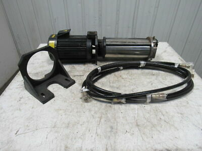 Hansung HCP-4000HMF280S 5.3Hp 3Ph 200-380V 50/60Hz 20L/Min Oil Pump