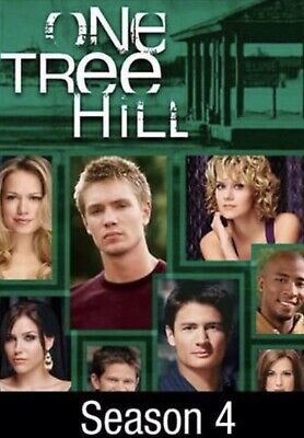 One Tree Hill - Series 4 - Complete (DVD, 2008, 6-Disc Set, Box Set)